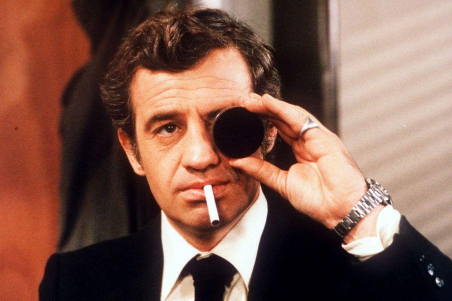 Jean-Paul Belmondo en 1975