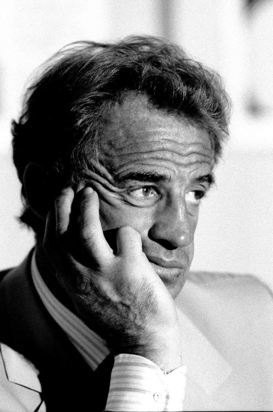 Jean-Paul Belmondo en 1985