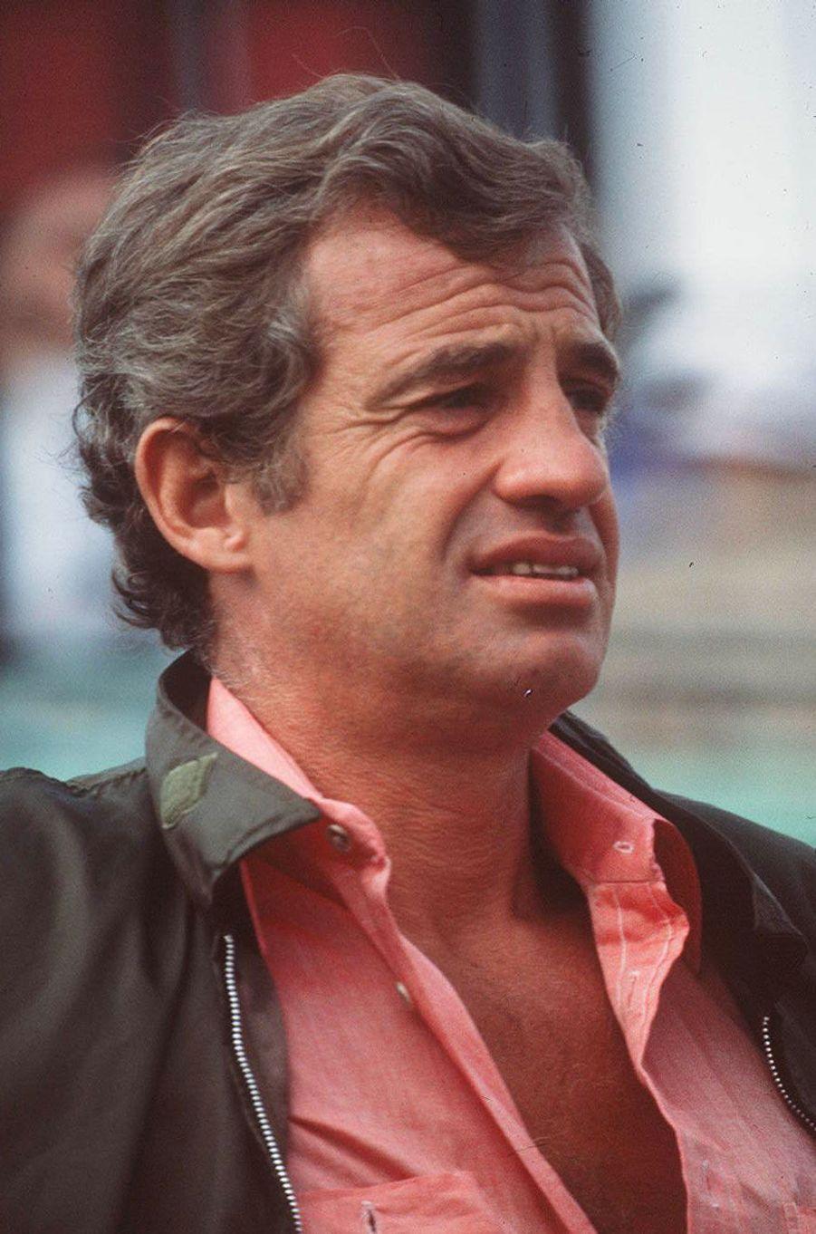 Jean-Paul Belmondo en 1995