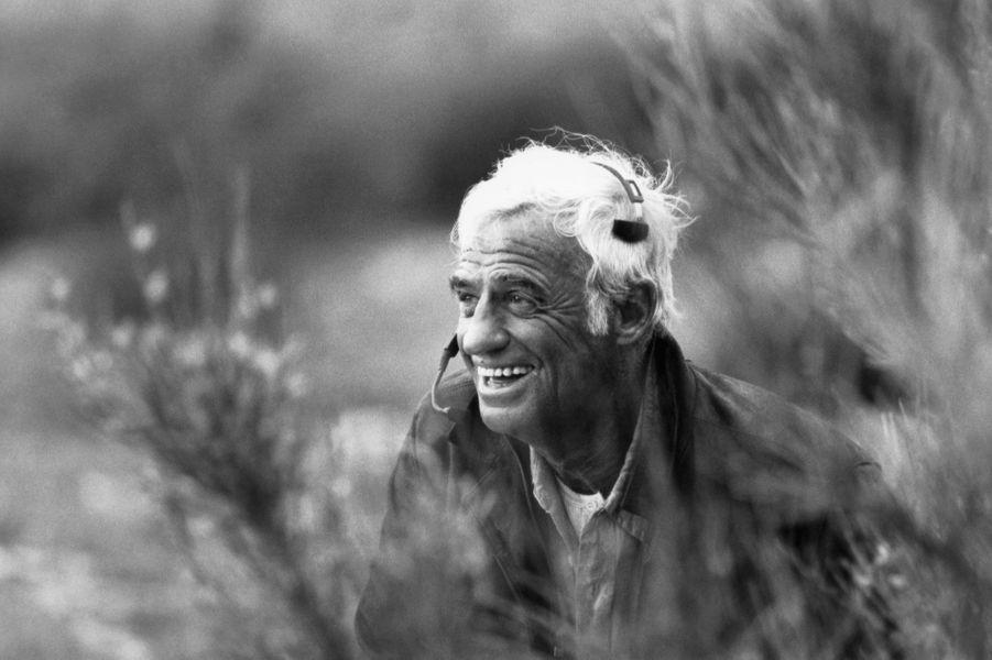 Jean-Paul Belmondo en 1998