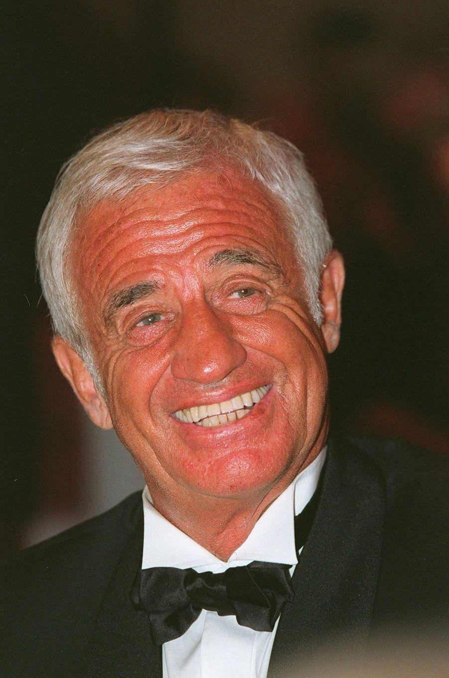 Jean-Paul Belmondo en 2001