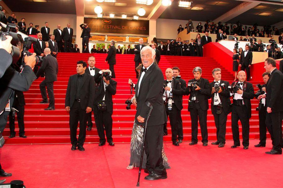 Jean-Paul Belmondo en 2011
