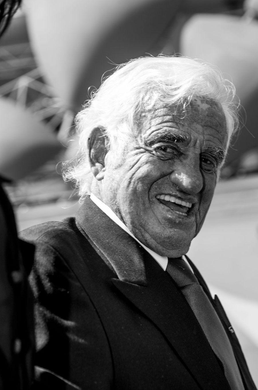 Jean-Paul Belmondo en 2016
