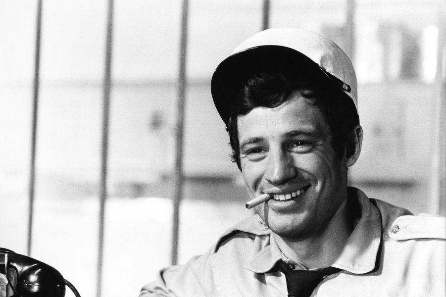 Jean-Paul Belmondo dans les années 60