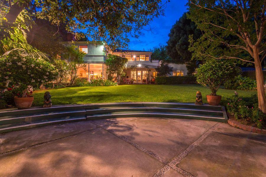 La maison d'Audrey Hepburn.