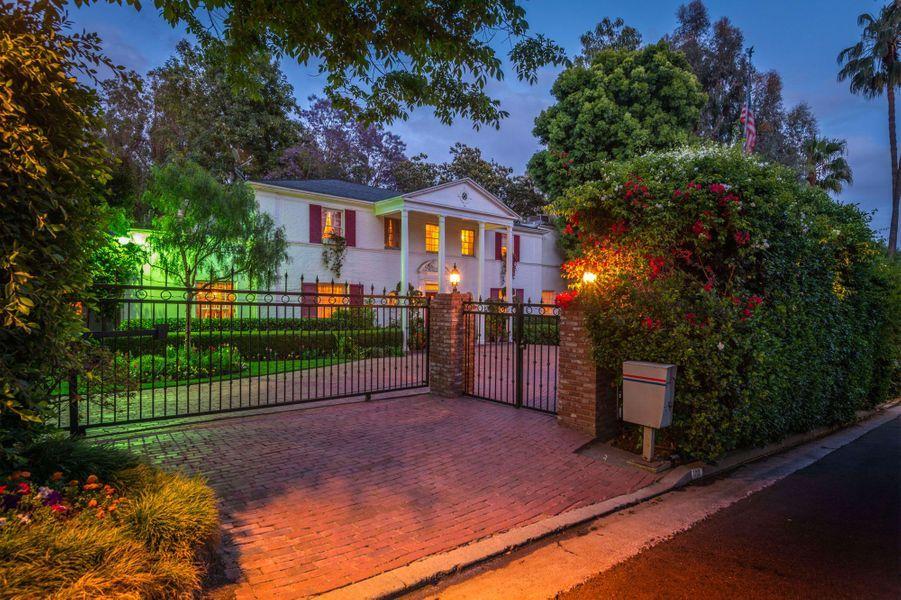 La maison d'Audrey Hepburn