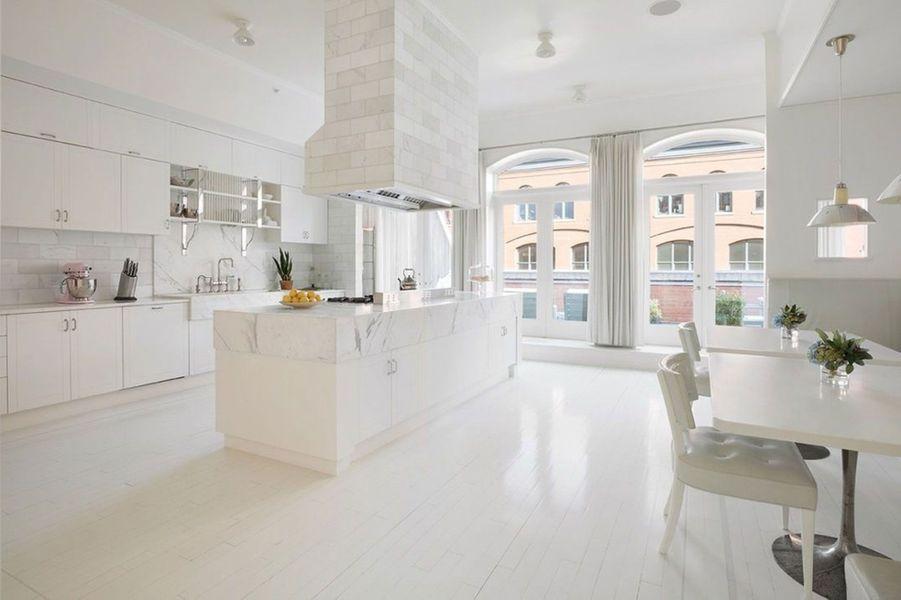 La cuisine de Gwyneth Paltrow.