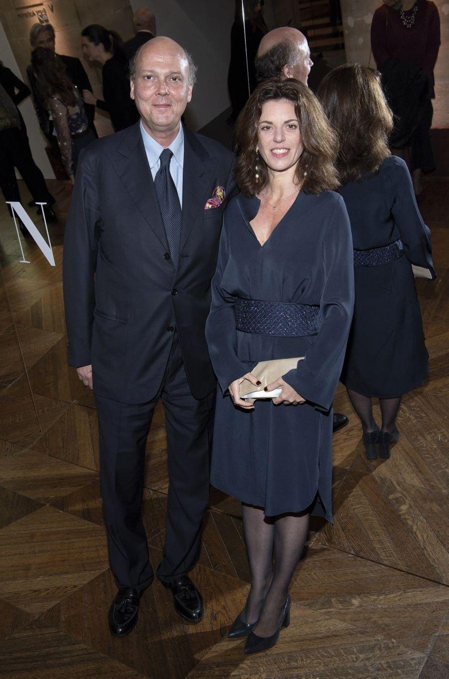 Serge et Eleonora de Yougoslavie.