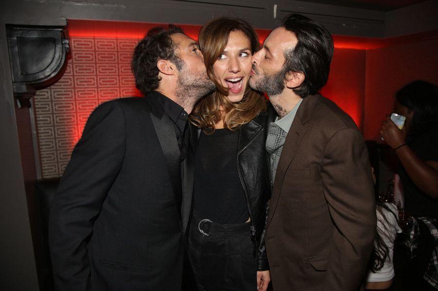 Nicolas Bedos, Dora Tillier et Michaël Cohen