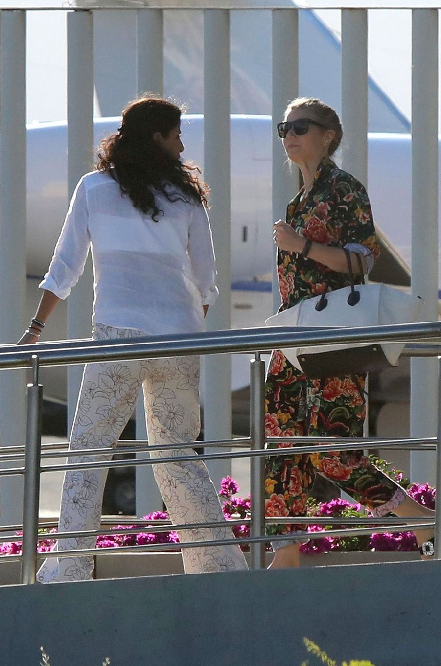 Gwyneth Paltrow et ses amis arrivent au Mexique pour son enterrement de vie de jeune fille