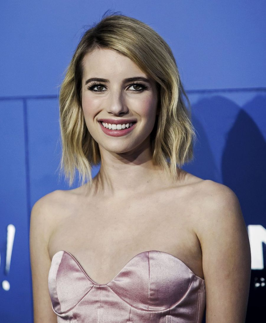 Emma Roberts à la première d'«X-Men: Days of Future Past» à New York en mai 2014