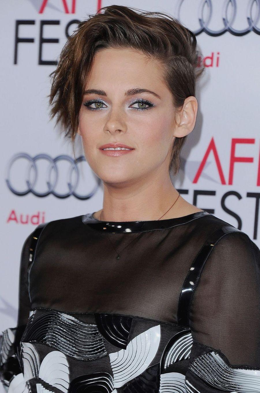 Kristen Stewart à la première du film «Still Alice» à Hollywood en novembre 2014