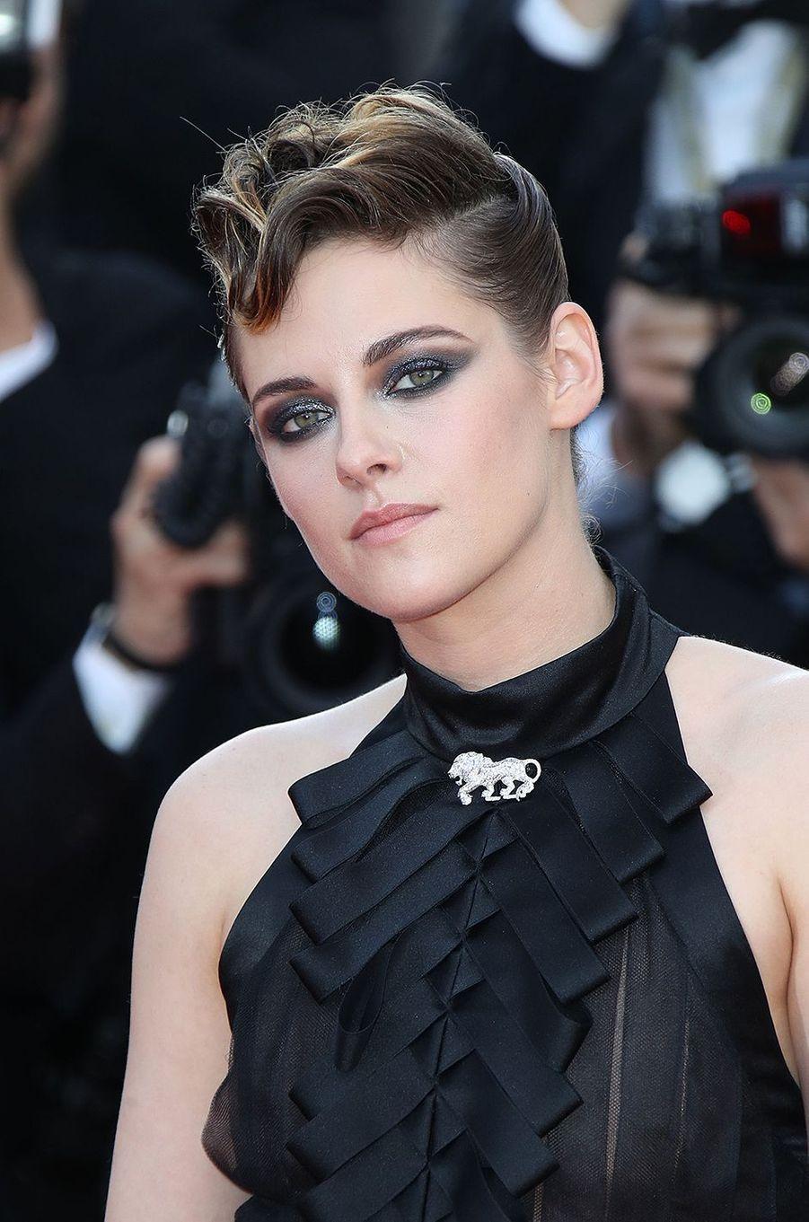 Kristen Stewart à la première du film «Everybody Knows» au Festival de Cannes en mai 2018