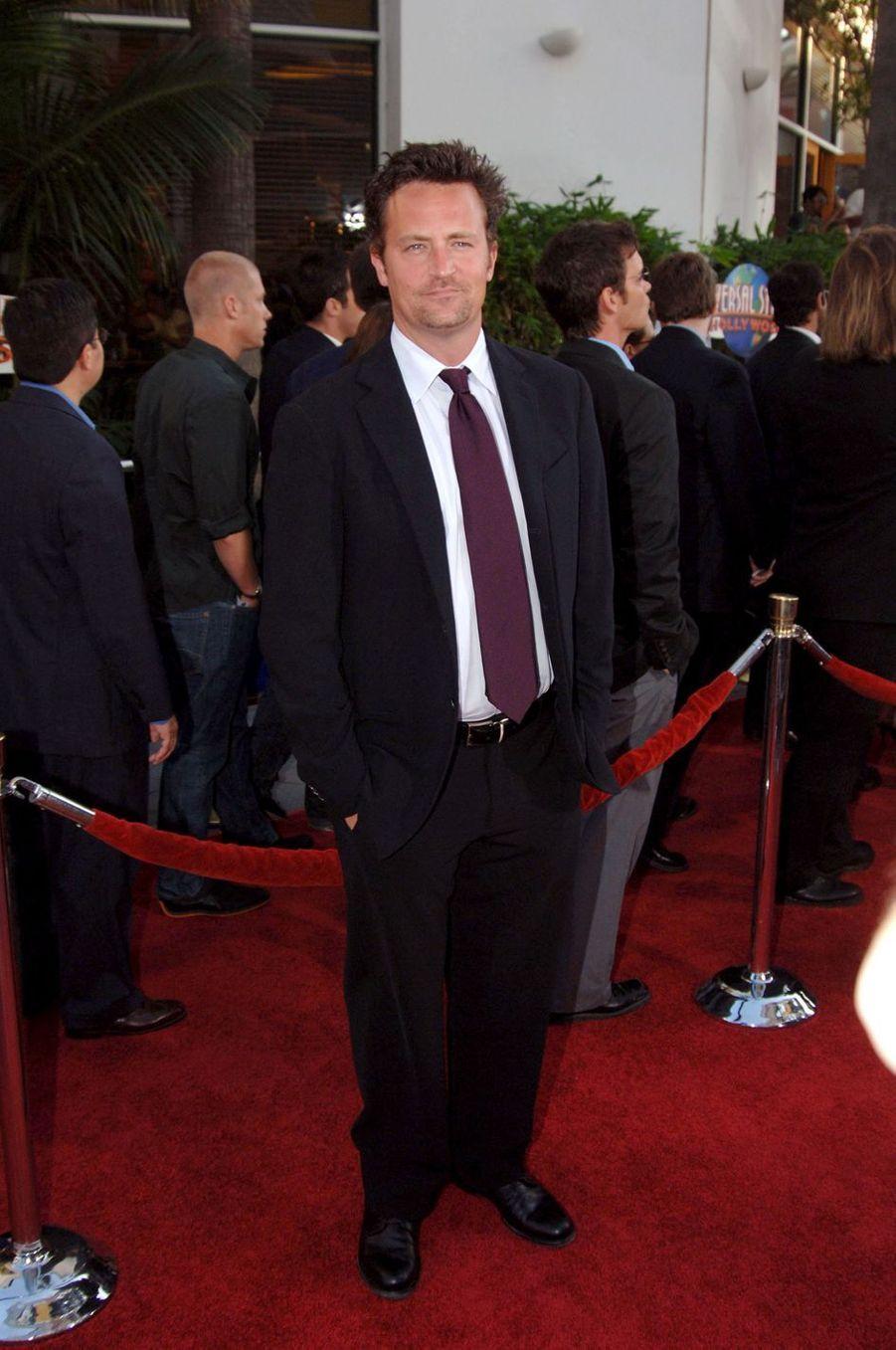 Matthew Perry en 2005