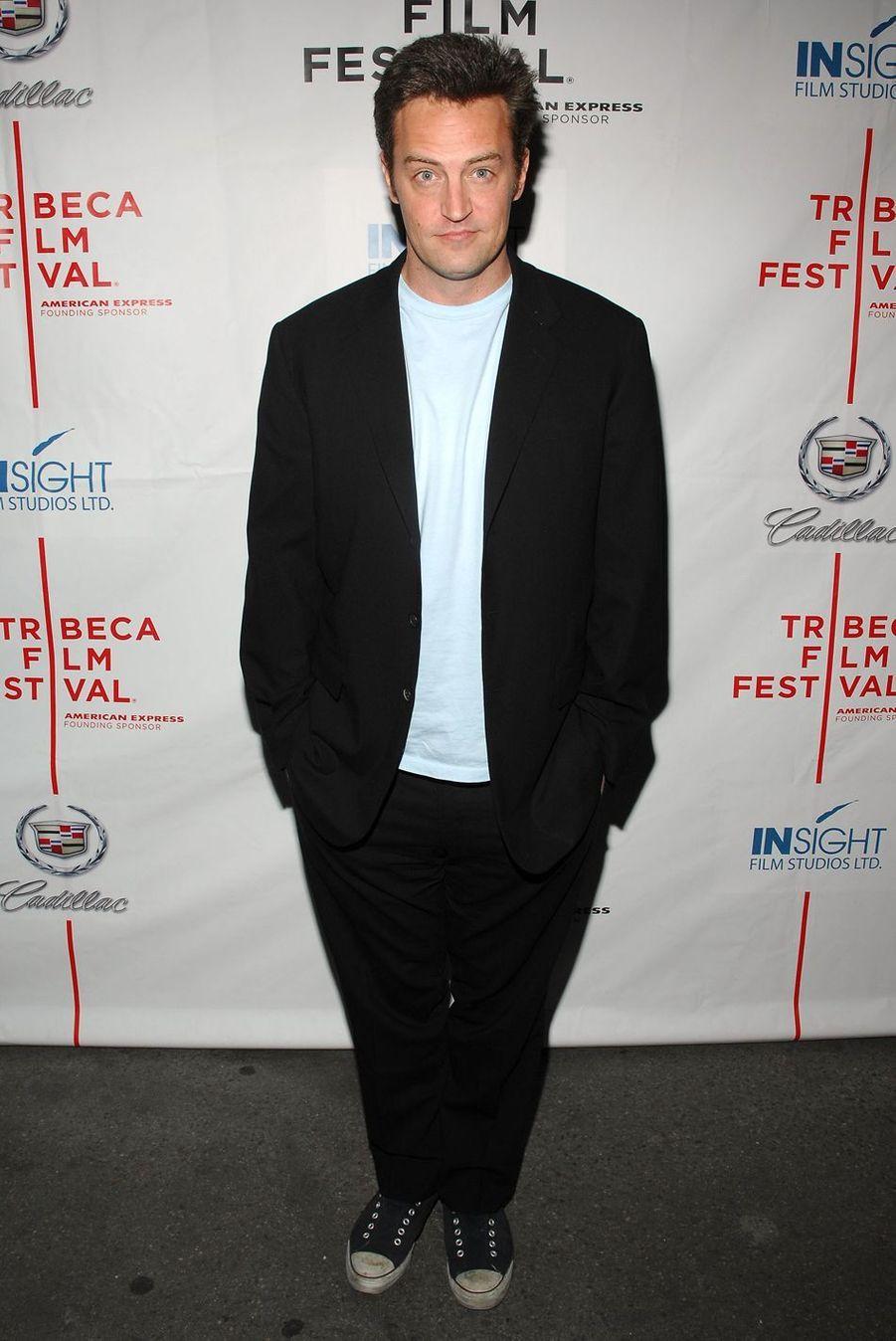 Matthew Perry en 2007