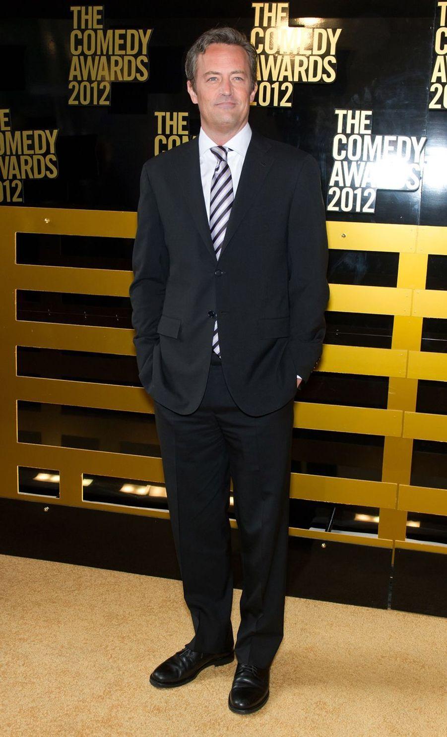 Matthew Perry en 2012
