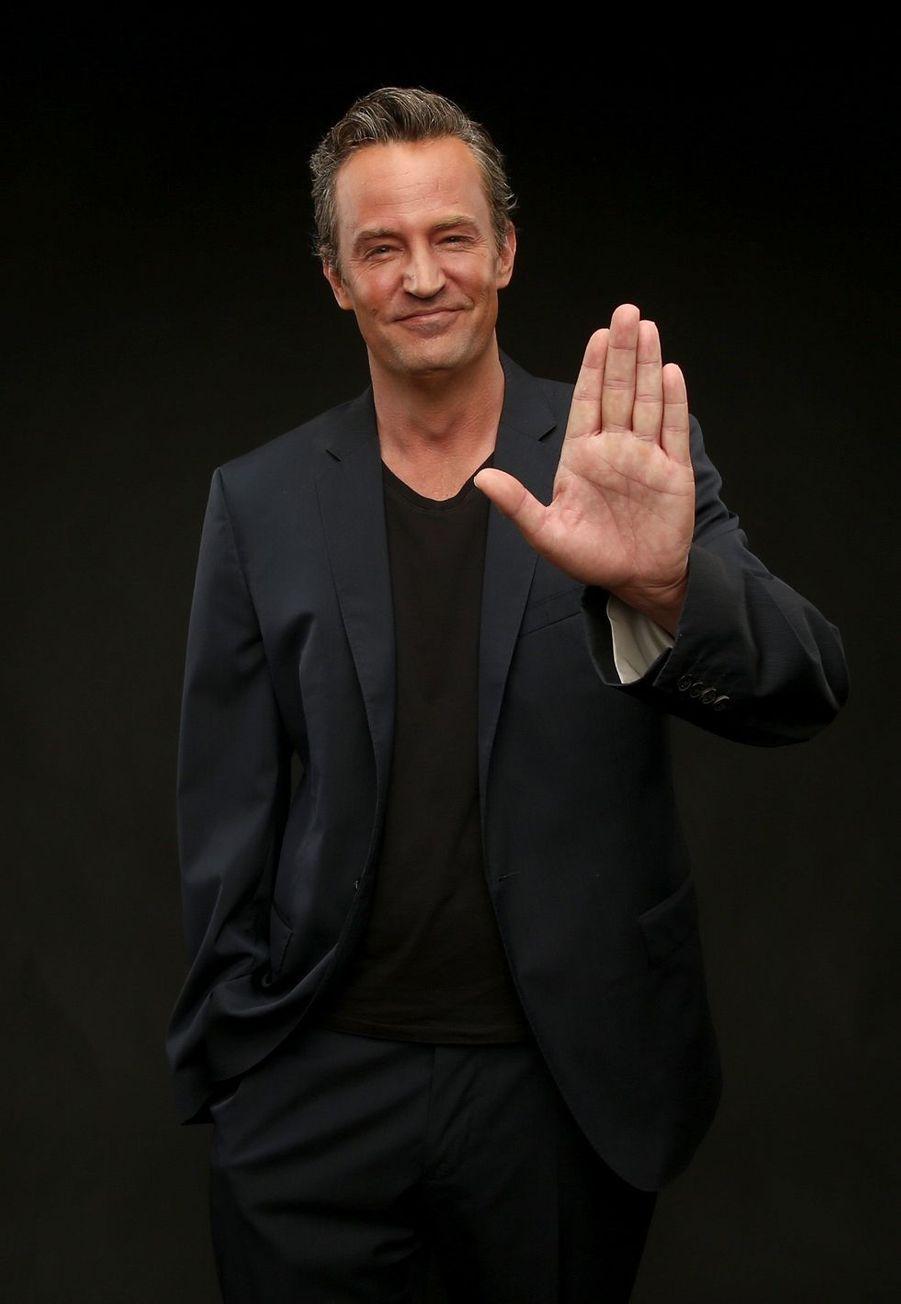 Matthew Perry en 2014