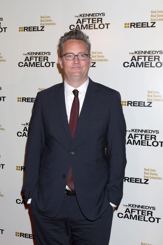 Matthew Perry en 2017