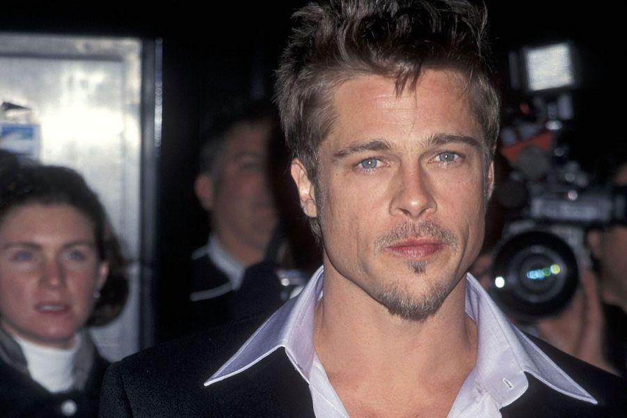 Brad Pitt en 1998.