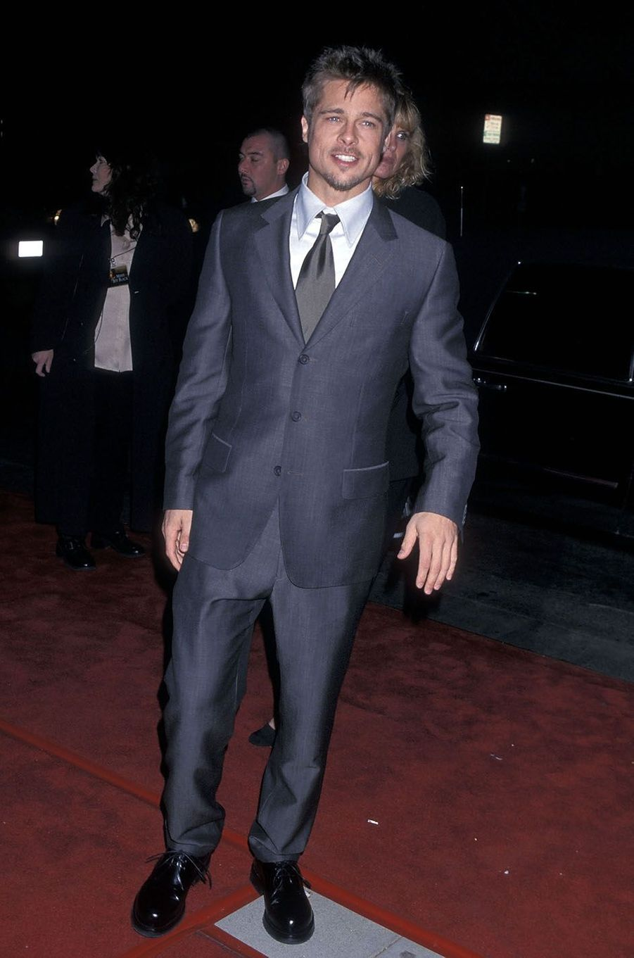 Brad Pitt en 1999.