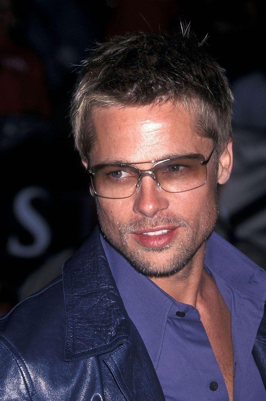 Brad Pitt en 2002.
