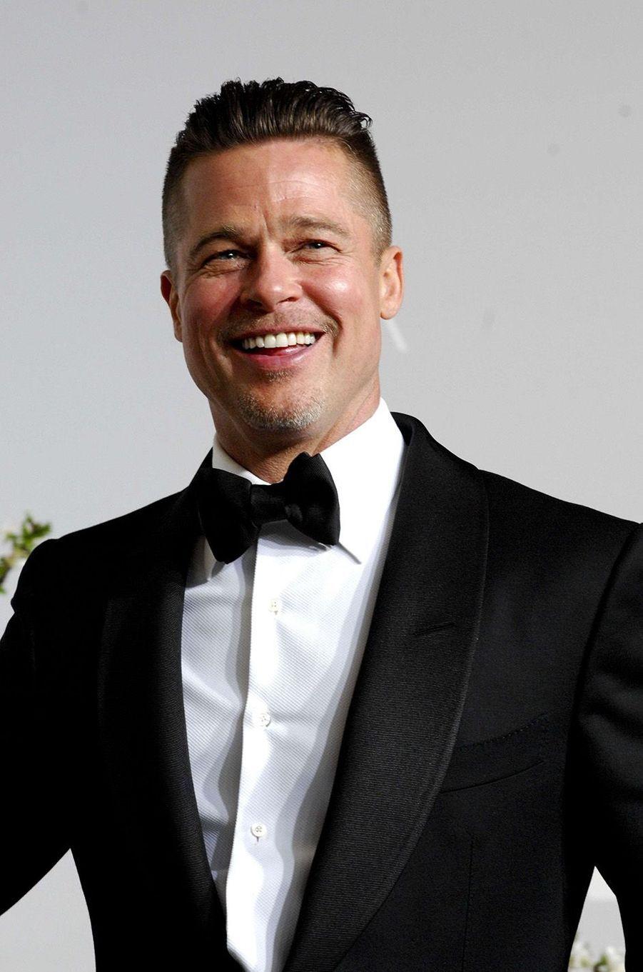 Brad Pitt en 2013.