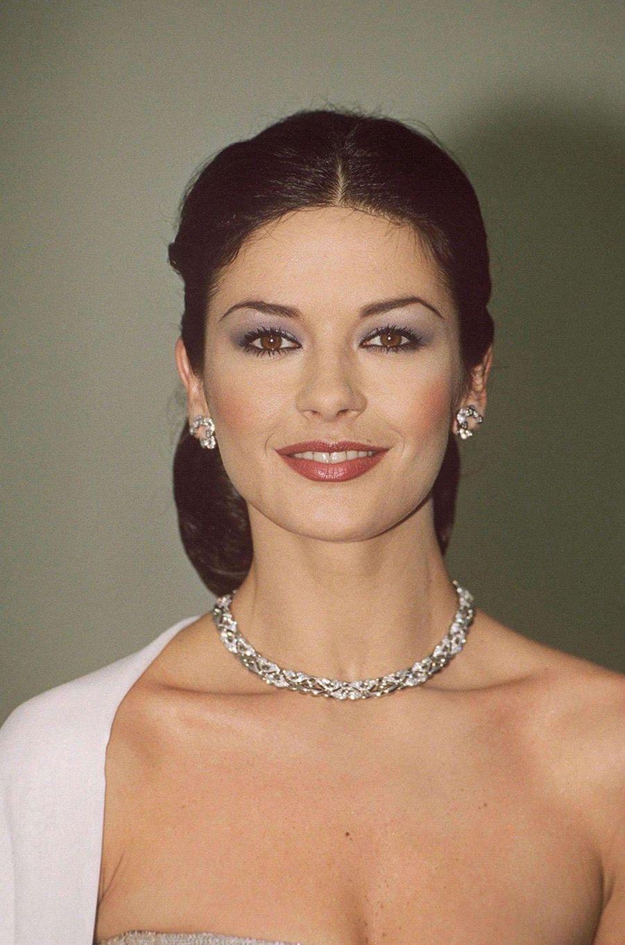 Catherine Zeta-Jones en 1998.