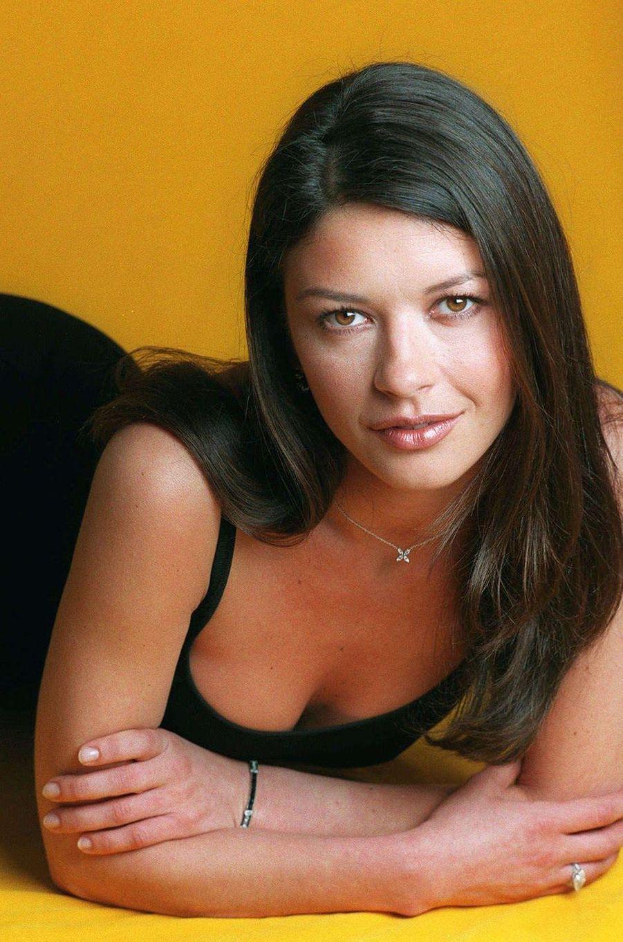 Catherine Zeta-Jones en 1999.
