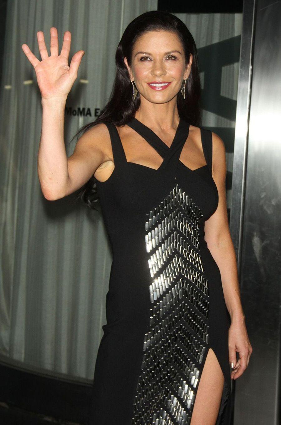 Catherine Zeta-Jones en 2013.