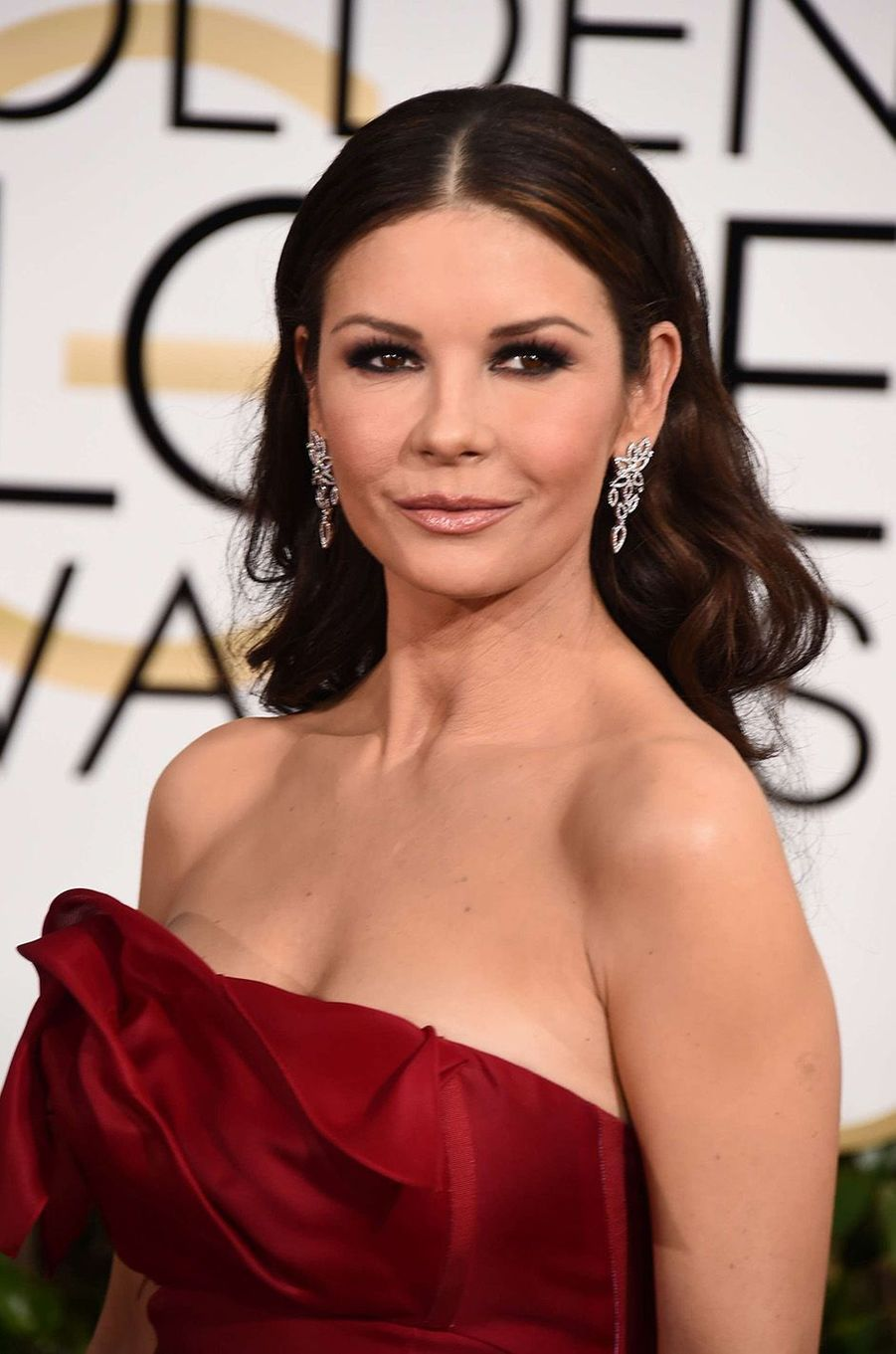 Catherine Zeta-Jones en 2015.