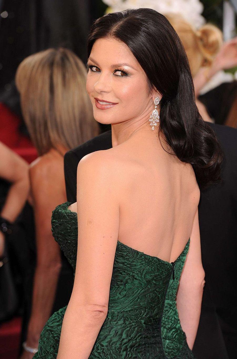 Catherine Zeta-Jones en 2010.