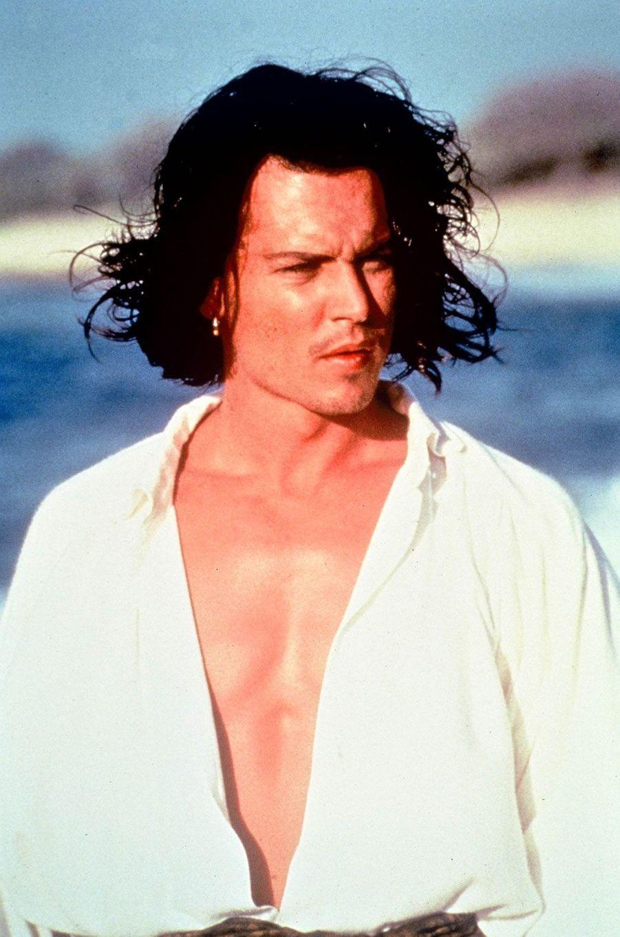 Johnny Depp en 1991