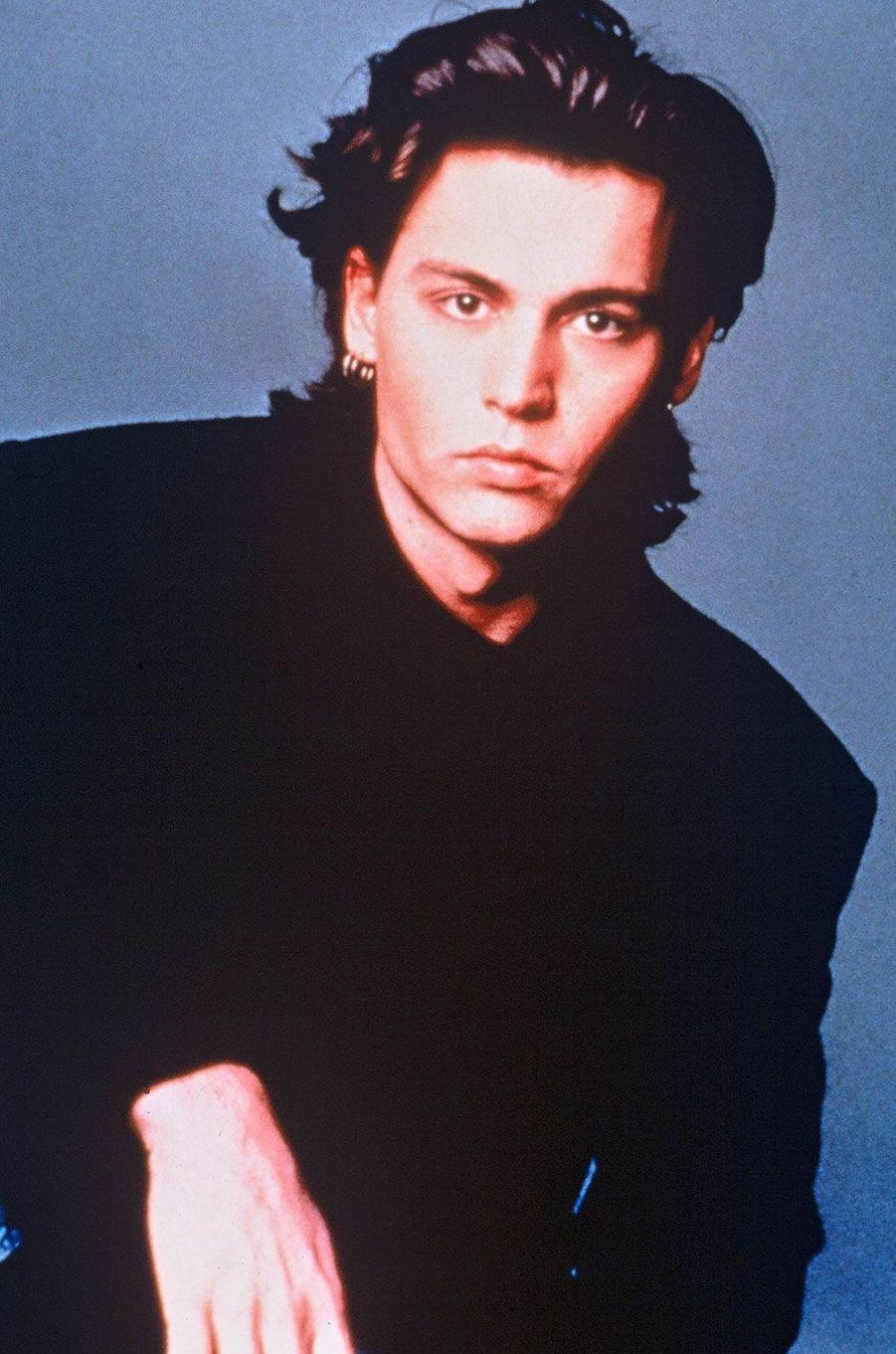 Johnny Depp en 1993
