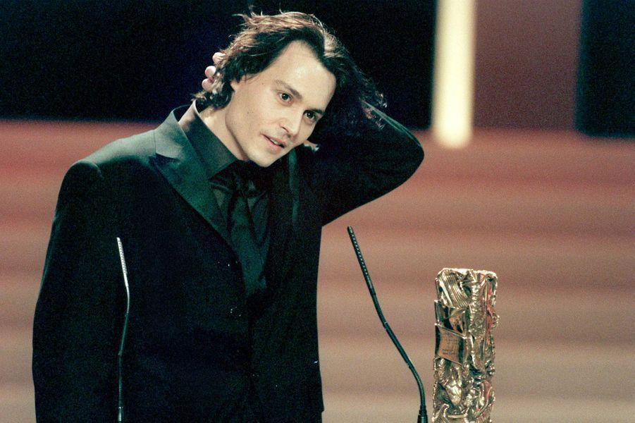 Johnny Depp en 1999