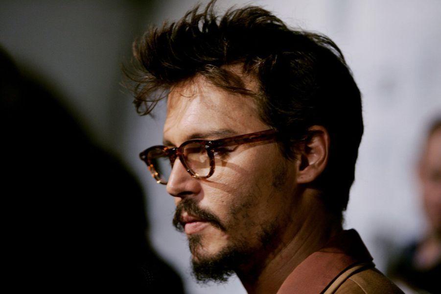 Johnny Depp en 2005