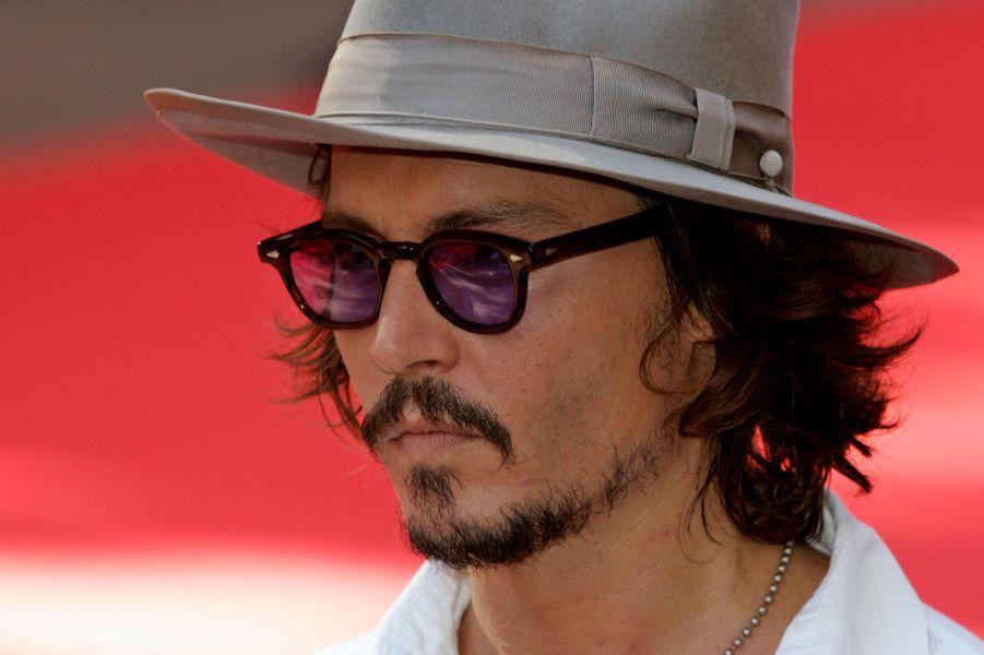 Johnny Depp en 2006