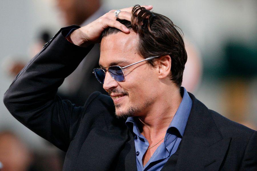 Johnny Depp en 2009