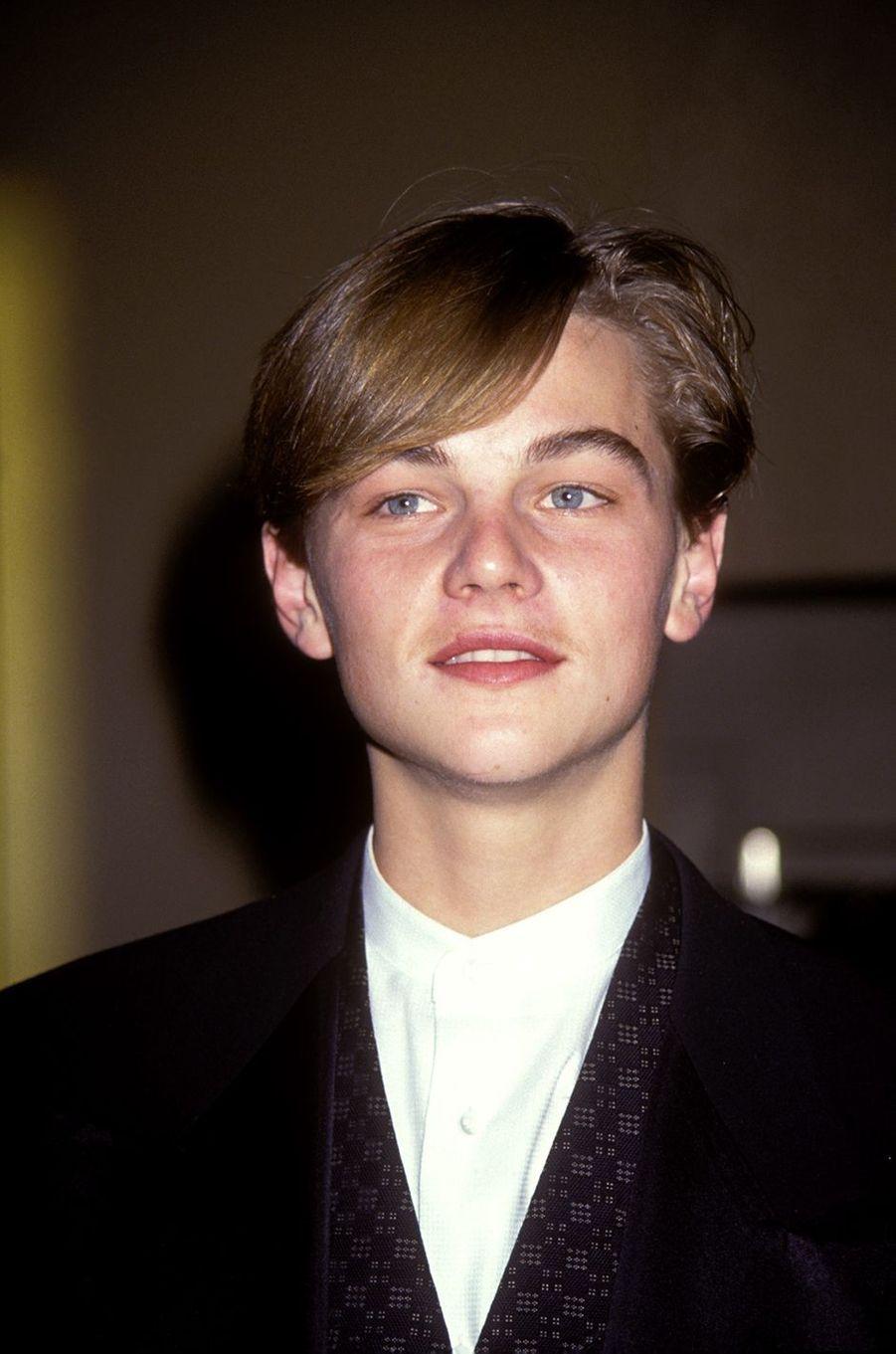 Leonardo en 1994.