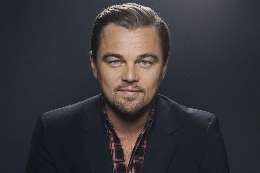 Leonardo DiCaprio en 2013.