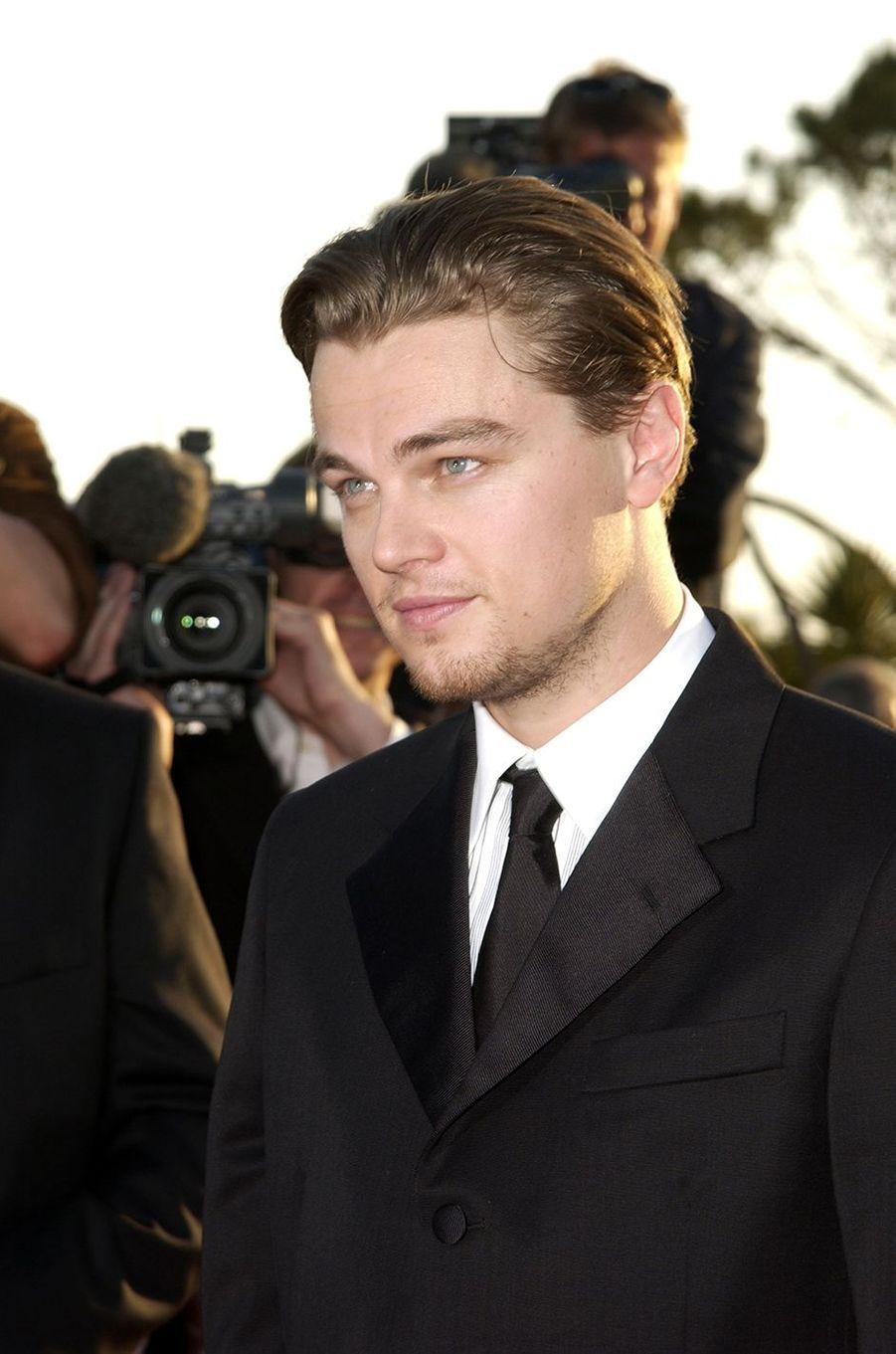 Leo invité du festival de Cannes en 2002.