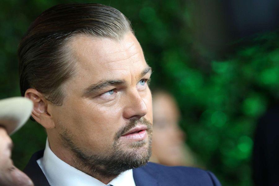 Leonardo DiCaprio en 2016.