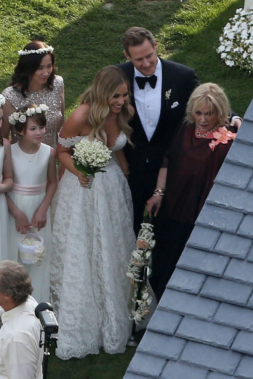 Trevor Engelson a épousé Tracey Kurland le 11 mai 2019 à Montecito, en Californie.