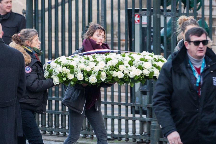 L'hommage populaire à Johnny Hallyday, place de La Madeleine