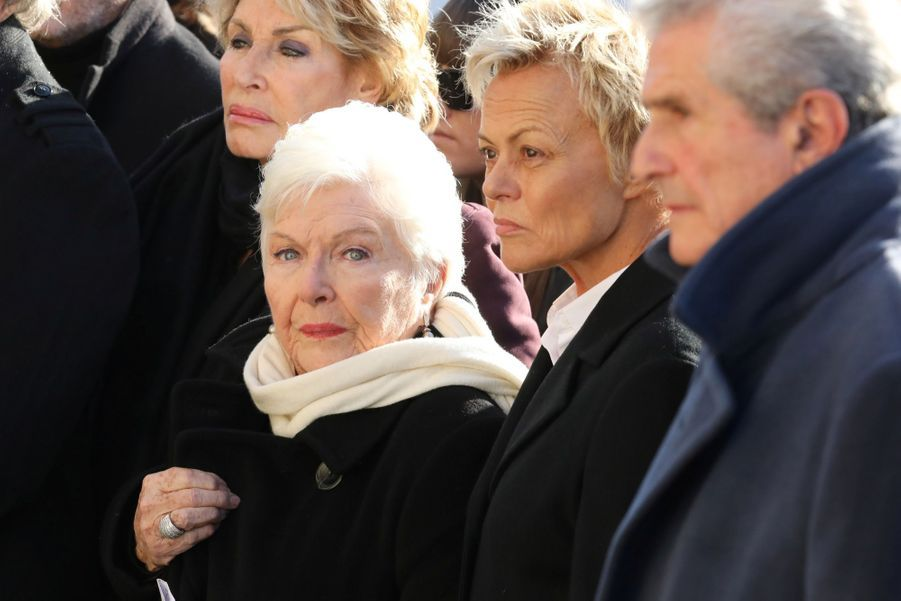 L'hommage À Johnny Hallyday En Photos 14