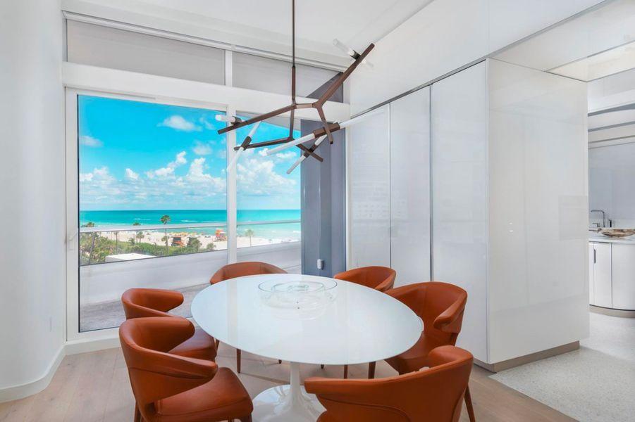 L'appartement à Miami offert par Kanye West à Kim Kardashian pour Noël