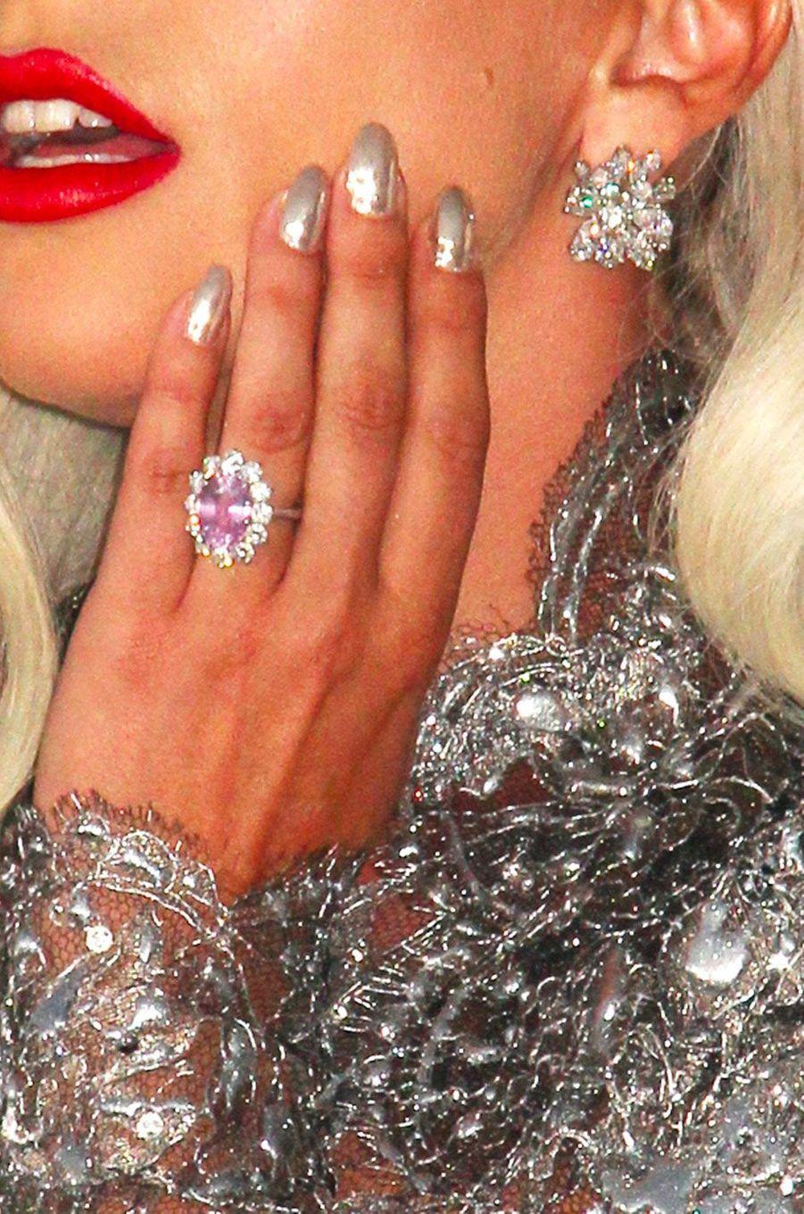 Lady Gaga à Los Angeles le 24 septembre