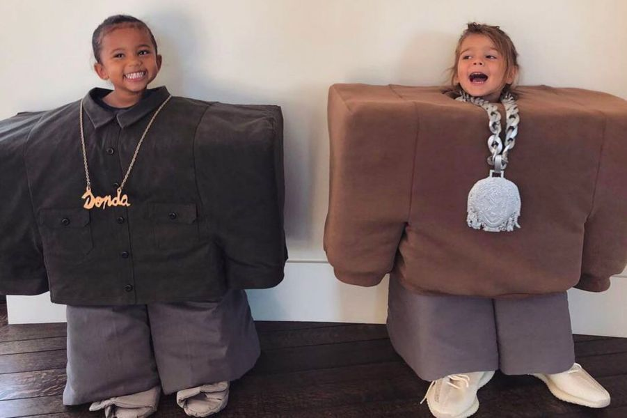 Les enfants Kardashian