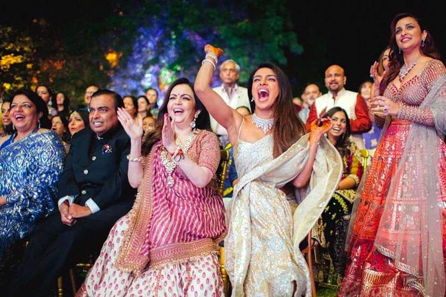 Le mariage de Priyanka Chopra et Nick Jonas, décembre 2018