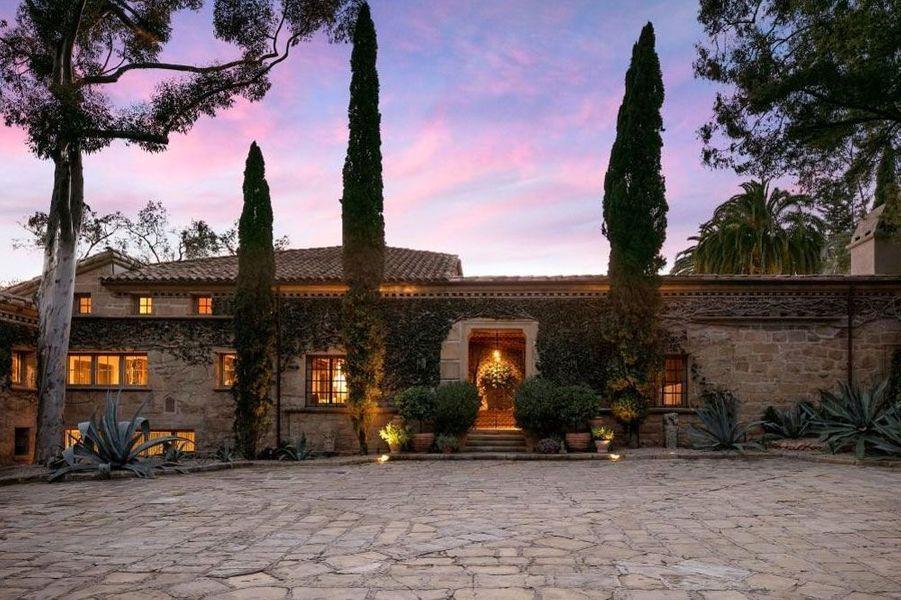 L'incroyable villa d'Ellen Degeneres en vente