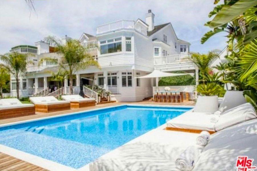 La villa louée par Justin Bieber et Hailey Baldwin à Toluca Lake